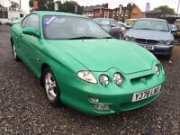 2001 HYUNDAI COUPE 2.0 SE LOW MILEAGE FULL LEATHER RARE AUTO