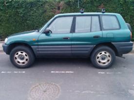 Toyota RAV4 gx estate 1997
