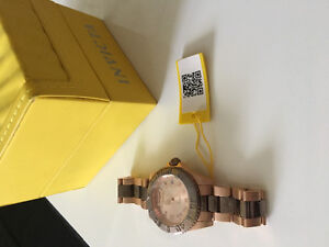 Brand New Rose Gold Invicta Watch