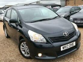 image for 2012 Toyota Verso 2.0 D-4D TR 5dr (7 Seats) MPV Diesel Manual