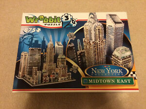 Wrebbit 3D Puzzle - Midtown East