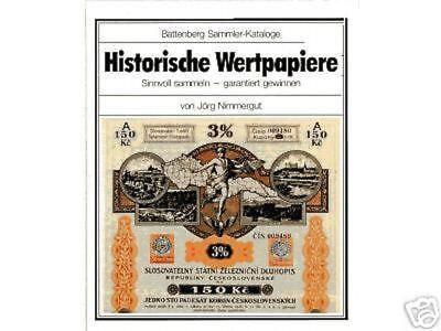 Historische Wertpapiere - Battenberg _NEU! ovp Rarität!