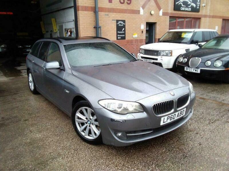 2011 BMW 5 Series 3.0 525D SE TOURING 5d 202 BHP Estate Diesel Automatic