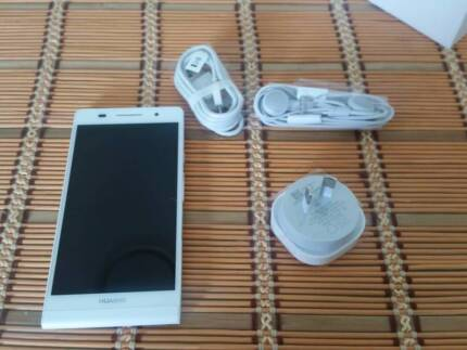 Huawei Ascend P6 1.5ghz QUAD CORE UNLOCKED Android Phone Blacktown Blacktown Area Preview