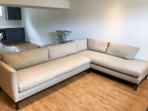 ELTE BAJA SECTIONAL SOFA BRAND NEW