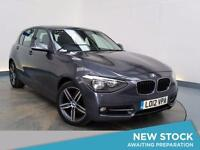 2012 BMW 1 SERIES 118d Sport GBP30 Tax GBP780 Of Extras Low Miles