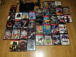 PS2 Bundle For Sale With Games Priced Separately