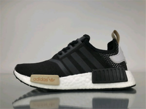 Adidas NMD R1 Black Gold