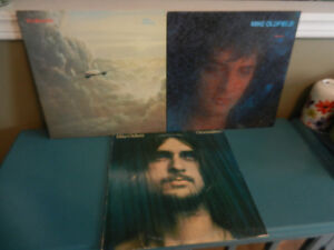 Vinyl Records/LP's Mike Oldfield Lot of 3