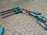 Hedge trimmer spares