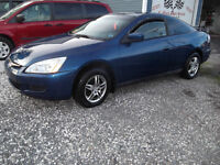 2004 Honda Accord 2 DOOR!!! FULLY LOADED!!!!