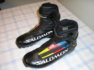 Salomon Carbon S-Lab Skate Cross Country XC Ski Boots