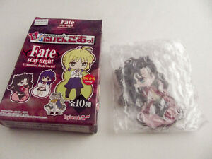 Fate/Stay Night Rubber Charms
