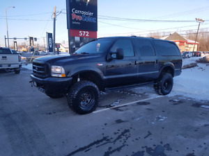 FORD EXCURSION 2004 CUMMINS