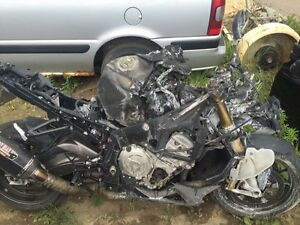 Salvage s1000rr