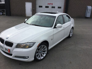2011 BMW 335 xi Berline