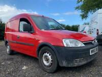 2011 Vauxhall Combo 1700 CDTI E4 ONLY 36000 MILES Car Derived Van Diesel Manual