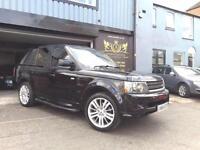 Land Rover Range Rover Sport 4.4 LPG & 2012 HAWK BLACK EDITION CONVERTED