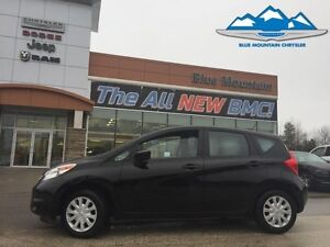 2015 Nissan Versa Note SV  ACCIDENT FREE, EASY FINANCING, BLUETO