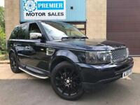 2008 RANGE ROVER SPORT 2.7 TD V6 S AUTO, VOICE CONTROL, LEATHER, CRUISE CONTROL