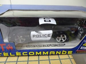 Mustang Remote/Radio Controlled Cars Sealed in Package