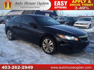 2011 Honda Accord EX-L Coupe MANUAL EVERY1 APPROVED!!