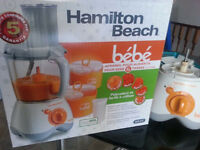 hamilton beach bebe food maker