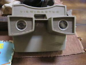Vintage Sawyer ViewMaster