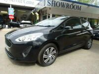 2017 Ford Fiesta 1.1 Ti-VCT Style (s/s) 3dr Hatchback Petrol Manual