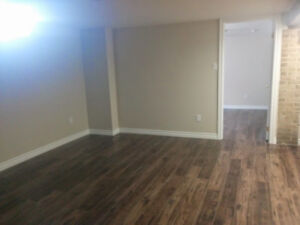 Renovated downtown 1 bedroom available Sept. 1st - all inclusive