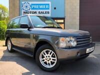 2004 (54) LAND ROVER RANGE ROVER 3.0 TD6 VOGUE AUTO, ONLY 1 PREVIOUS OWNER!