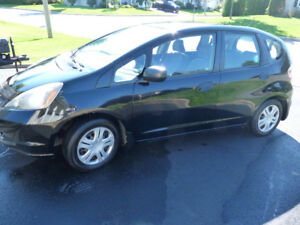 Honda FIT DX, 2009