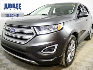 2016 Ford Edge Titanium   - Low Mileage