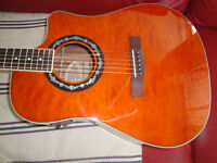 FENDER ACOUSTIC/ELECTRIC GUITAR BRAND NEW $390