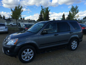2006 HONDA CR-V.......... EXTRA SET OF RIMS & TIRES