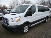 2015 Ford Transit LR Wagon 12 Passenger Replaces Econoline