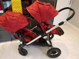 City select double buggy pram pushchair