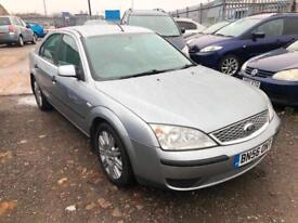 2006/56 Ford Mondeo 2.0TDCi 130 ( SIV ) LX LONG MOT EXCELLENT RUNNER