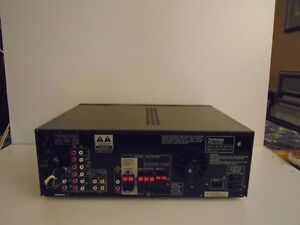 TECHNICS A/V STEREO RECEIVER Cambridge Kitchener Area image 2