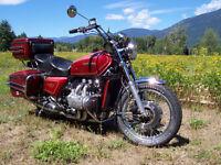 1977 Honda Goldwing 1000cc RETRO 27,000 miles