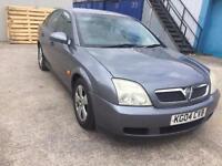 2004 Vauxhall Vectra 1.8 i 16v Club 5dr