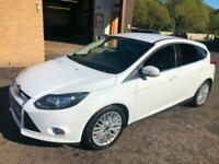 2012 Ford Focus 1.0 125 EcoBoost Zetec 5dr HATCHBACK Petrol Manual