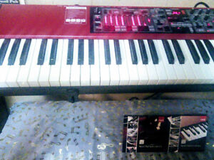 Keyboard - Nord Electro HP SW 73, new condition