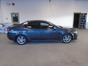2007 ACURA TL! NAVI! LEATHER! 2 SETS OF TIRES! ONLY $12,500!!!!