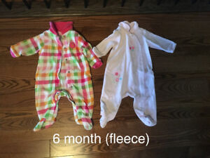 Baby Girl - 6 month items