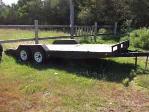 For Sale 18ft. with ramps