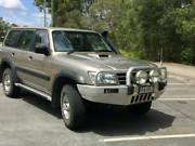 GU PATROL NEW ENGINE Caboolture South Caboolture Area Preview