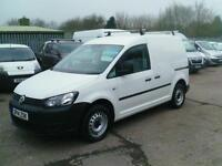 Volkswagen Caddy C20 TDi Startline low mileage and electric pack DIESEL 2014/14