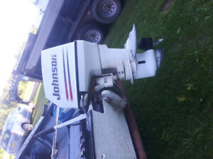 2003 40 Johnson Outboard