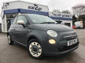 2013 Fiat 500 COLOUR THERAPY Manual Hatchback